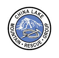 China Lake Mountain Rescue Group Logo