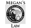 Megan's Law Logo