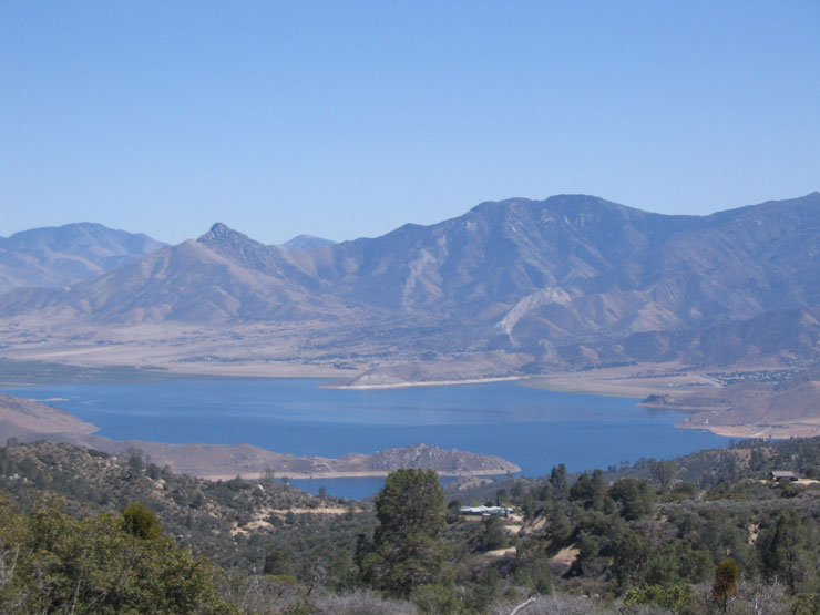 Lake Isabella Picture