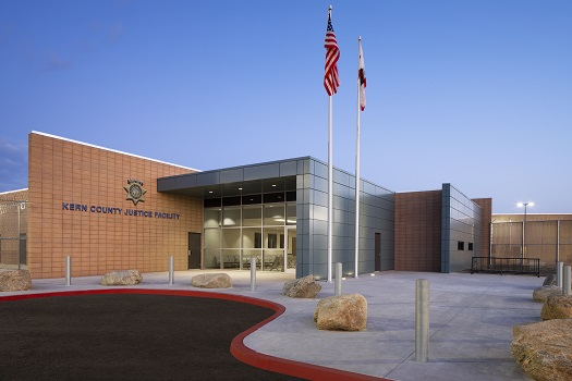 Kern County Sheriff's Detention JF
